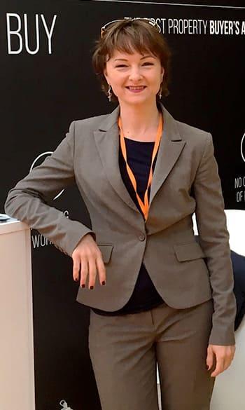 Personal Shopper Inmobiliario Madrid Agnes Csomos